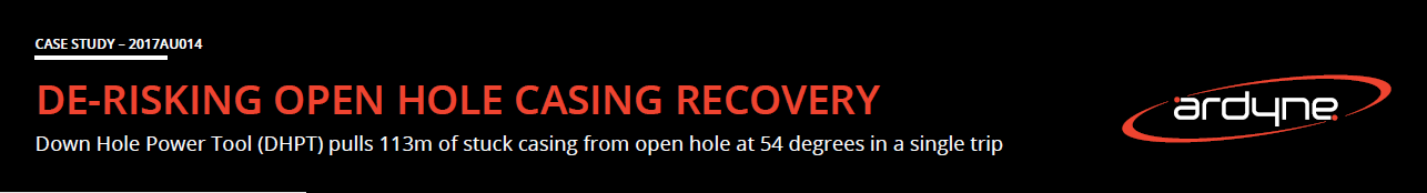 De-Risking Open Hole Casing Recovery